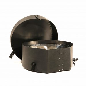 Polypropylene Steel Pan Case for Tenor Pan - steel pan not included