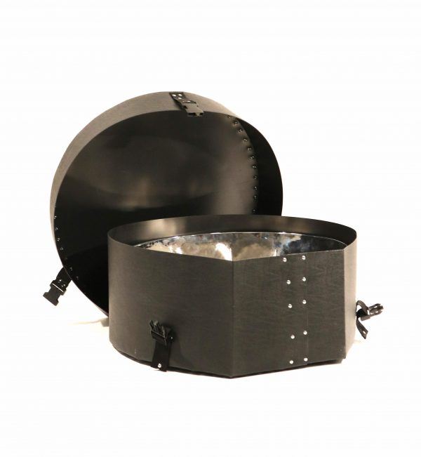 Polypropylene Steel Pan Case for Tenor Pan - steel pan not included