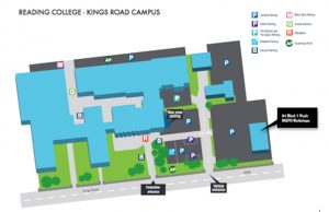 Reading College - CAMPUS MAP