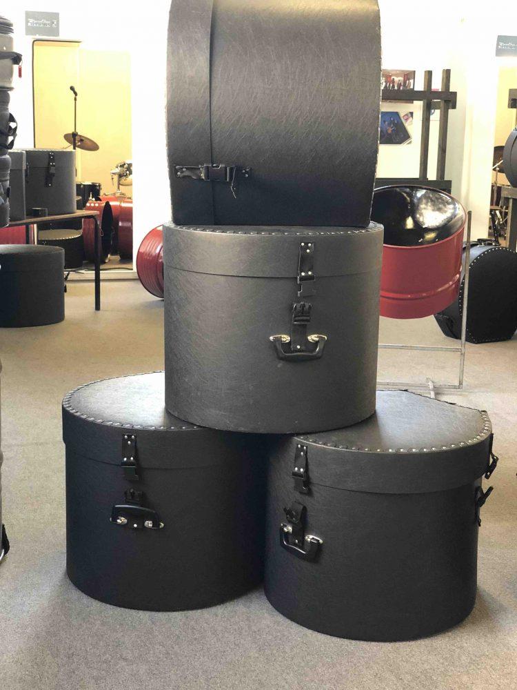 CultureMix steel pan cases for tenor bass