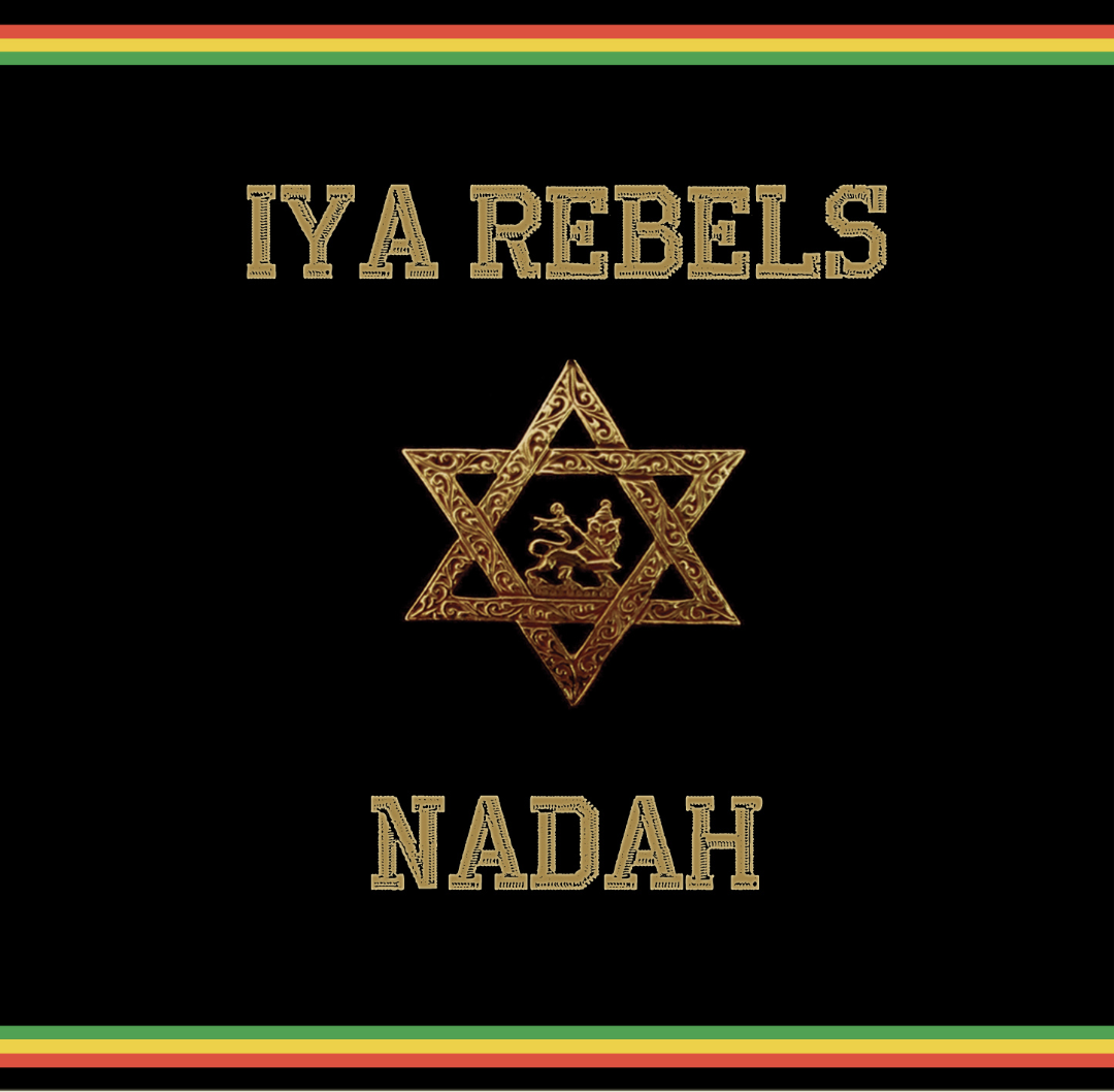 IYA Rebels Nadah album Cover 2018