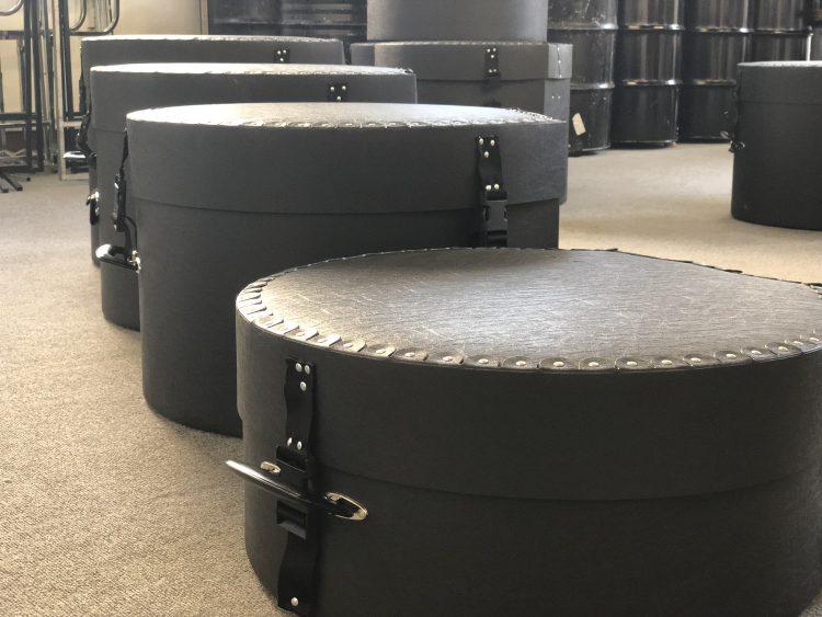 CultureMix steel pan cases assorted