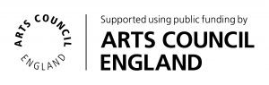 Arts Council England NPO logo