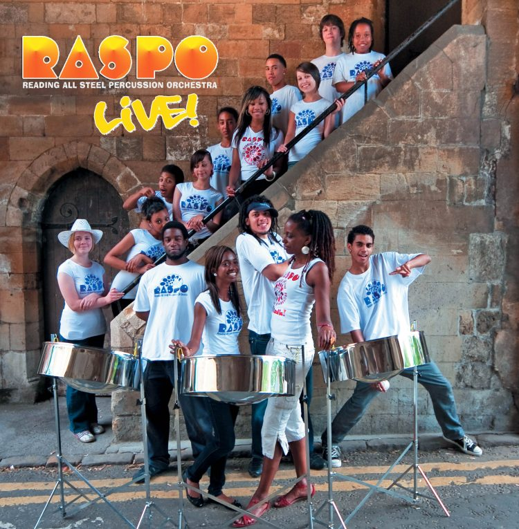 RASPO Steel Orchestra presents RASPO Live CD