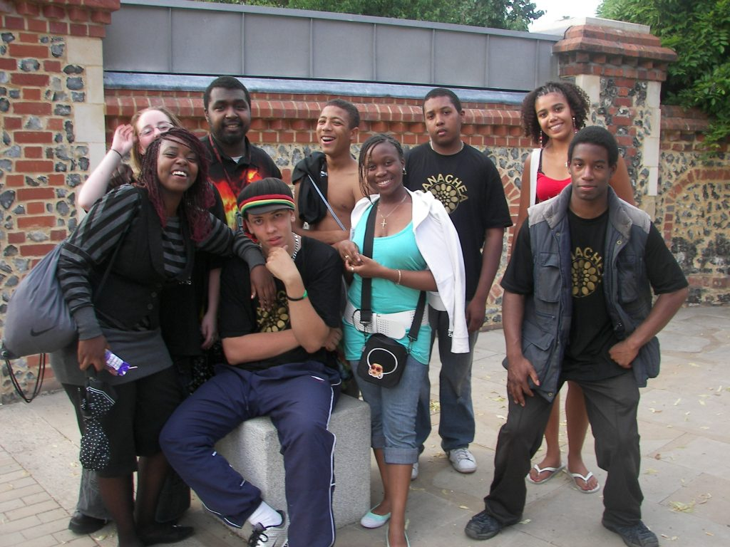 Slough All Stars with RASPO Steel Orchestra Reading 2006