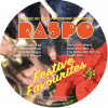 RASPO Steel Orchestra play Festive Favourites CD disc artwork