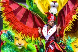 CultureMix Carnival of the World Broad St Parade Scandalus Mas Luton by Robert Varga Peterson