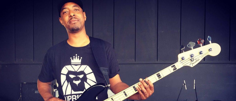 Don Chandler reggae bass player and Grammy award winning producer