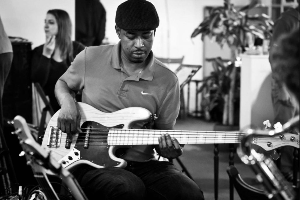 Don Chandler Grammy award winning producer and reggae bass player