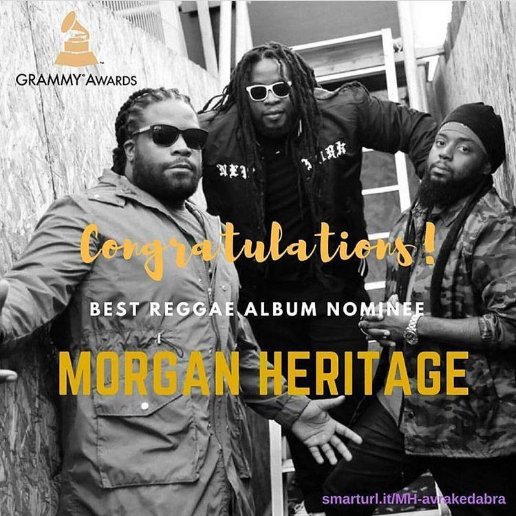 Morgan Hertiage Grammy Nominee