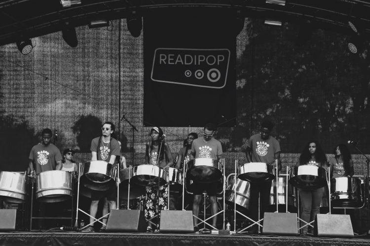 RASPO Steel Orchestra opens main stage on Sunday at readipop festival 2018