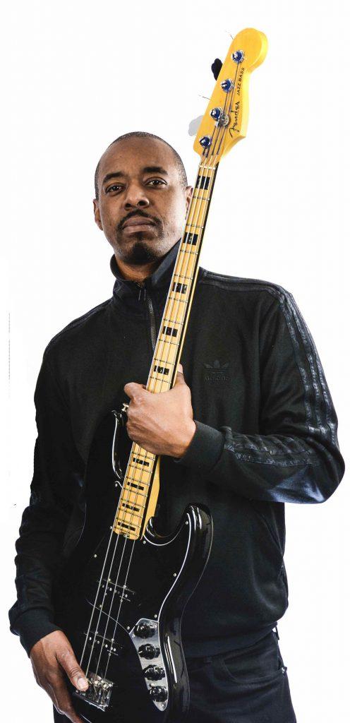 Don Chandler Grammy award winning music producer, bass player and talent development manager at CultureMix Arts Ltd image by Robert Varga Peterson