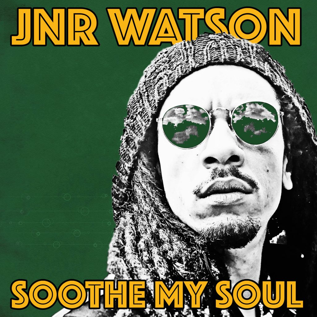 Soothe My Soul by Jnr Watson - single cover_artwork