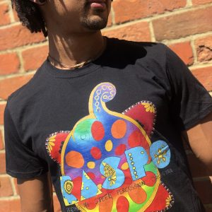 RASPO Colour Unisex T Shirt design 4 by Anisha Thomas for CultureMix Arts