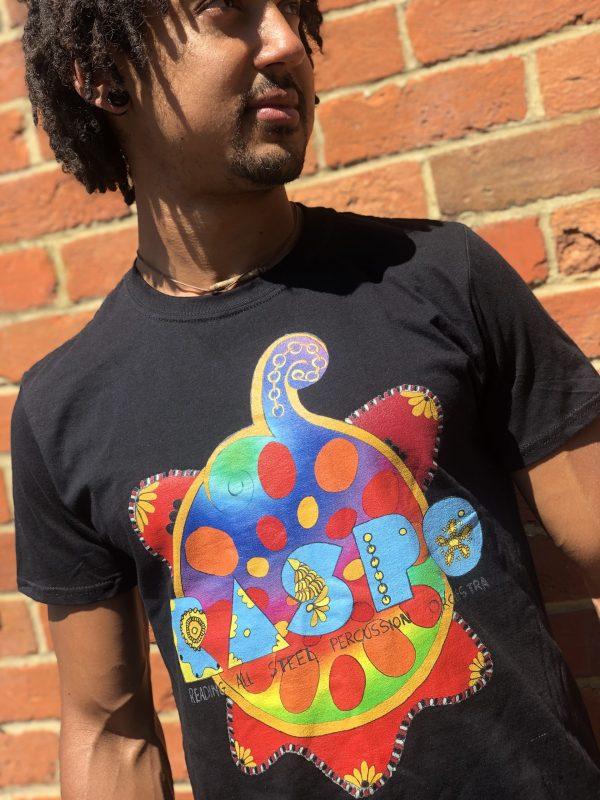 RASPO Colour Unisex T Shirt design 4 by Anisha Thomas for CultureMix Arts