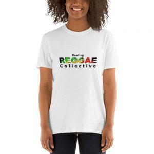 Reggae Collective white unisex t-shirt