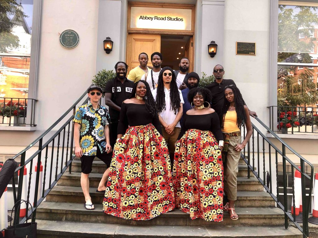 Jnr Watson Band Notting Hill Carnival 2020 Access All Areas at Abbey Road Studios London