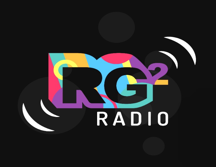 RG2Radio logo black